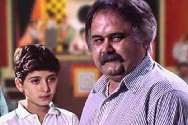 اکبر عبدی و سعید شیخ زاده