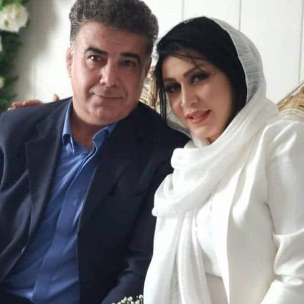 حسن شکوهی و همسرش
