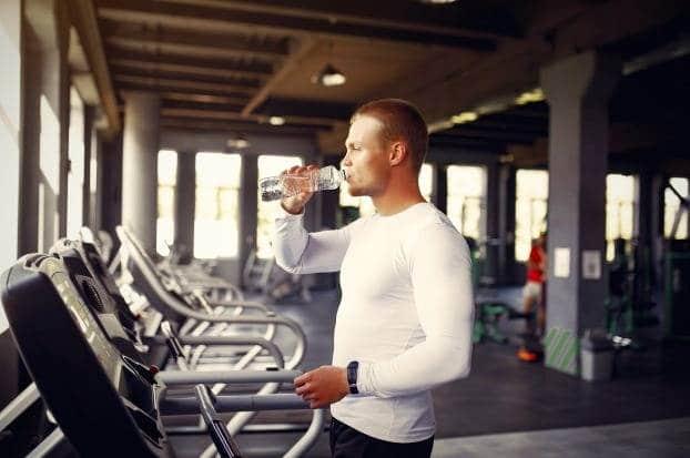 راه داشتن شکم عضله ای