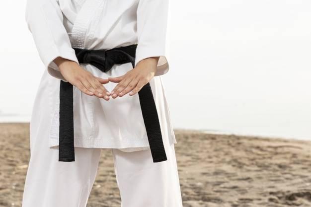 رشته ورزشی کاراته