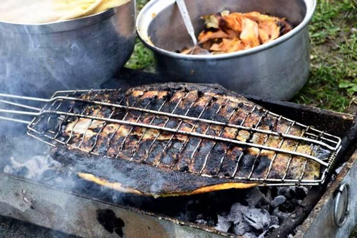 ماهی زغالی قشم
