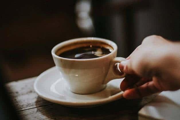 مقدار مصرف قهوه
