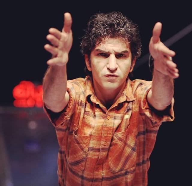 مهدی صباغی در تئاتر