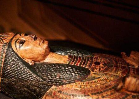 اولین مومیایی باردار مصر کشف شد+تصویر