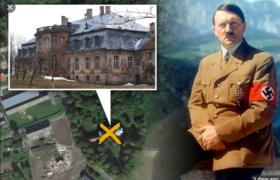 گنج هیتلر پیدا شد!