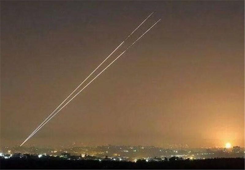 شلیک ۸ فروند موشک بهسوی تلآوی