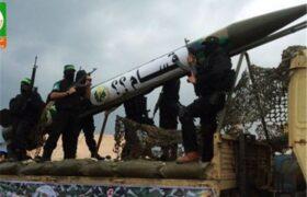 موشکهای مقاومت به شمال فلسطین اشغالی رسید