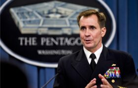 پنتاگون ادعا کرد: مانور قایقهای تندروی ایرانی در نزدیکی شناورهای آمریکایی در تنگه هرمز