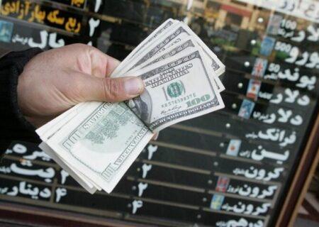 ریزش شدید قیمت دلار