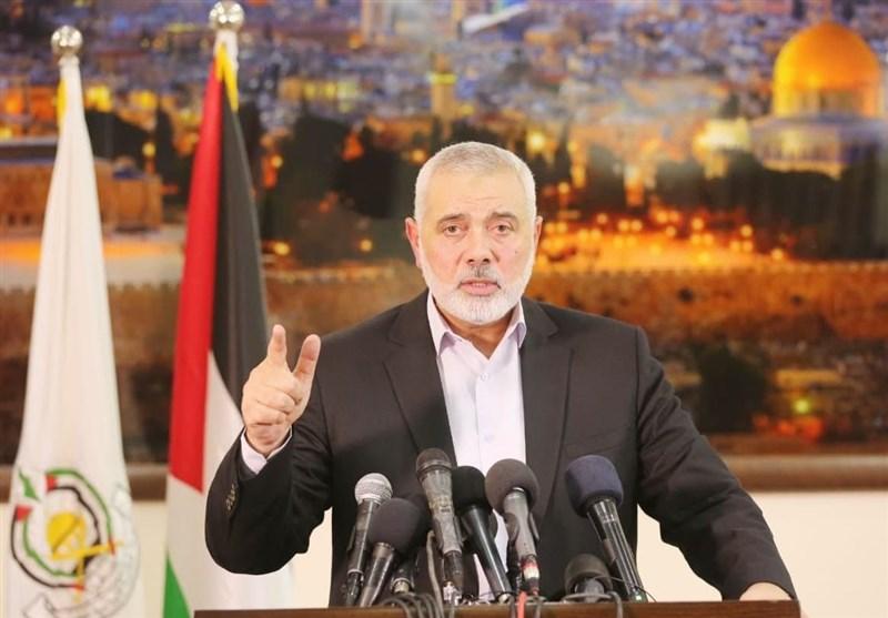 اظهارات هنیه درباره پیروزی مقاومت در جنگ ۱۱ روزه غزه