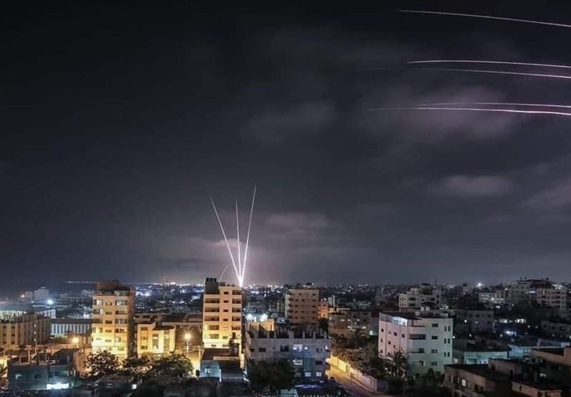 رسانههای صهیونیستی: حملات اسرائیل قدرت آتشین حماس را تحت تاثیر قرار نداد