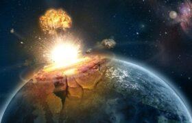 ماجرای خوردن یک سیارک به زمین چیست؟