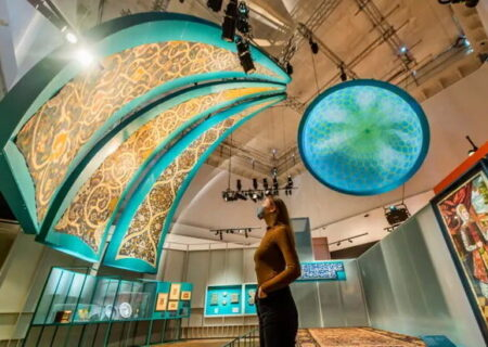 ۵هزار سال هنر ایران که چشم رسانههای جهان را خیره کرده است   تصاویر