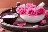 خواص معجزه آسا گل محمدی برای زیبایی