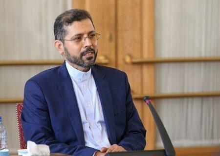 عراق باید از اماکن دیپلماتیک ایران صیانت کند