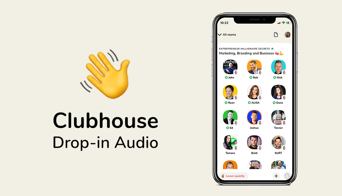 رونمایی از نسخه جدید Clubhouse