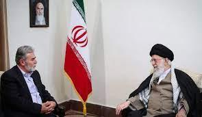 پیام دبیرکل جهاد اسلامی از رهبر انقلاب: از شما و فرمانده نیروی قدس که در هدایت نبرد کنار ما بودند تشکر میکنم