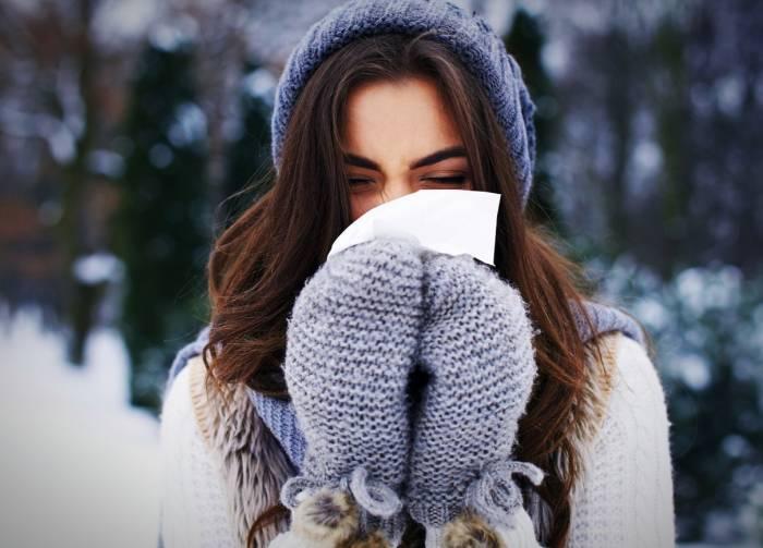 آلرژی فصلی زمستان
