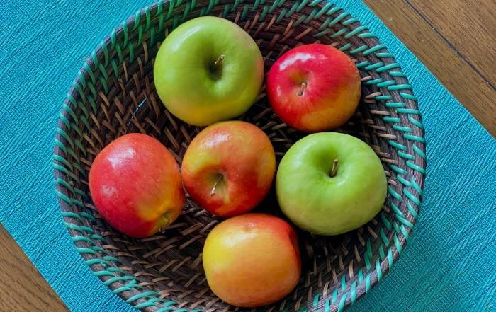 استفاده از سیب
