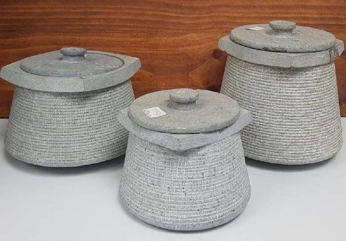 اصول آب بندی و استفاده از دیگ سنگی