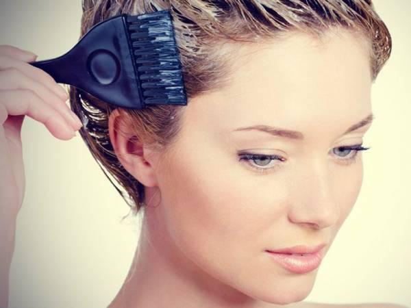اصول اولیه رنگ کردن مو