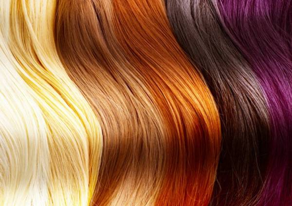 اصول خرید رنگ مو