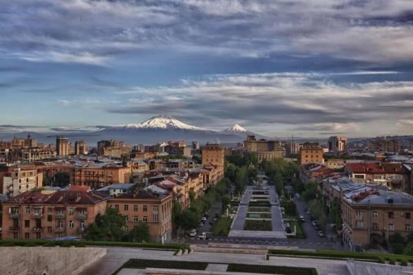 ایروان ارمنستان