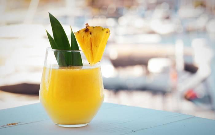 بهترین میوه پوست آناناس