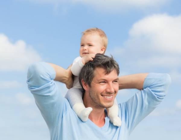 تاثیرات جالب سن پدر روی کودک