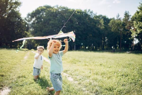 آموزش دوستی با طبیعت به کودکان