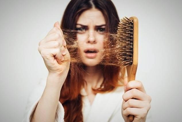 تاثیر تیروئید بر مو