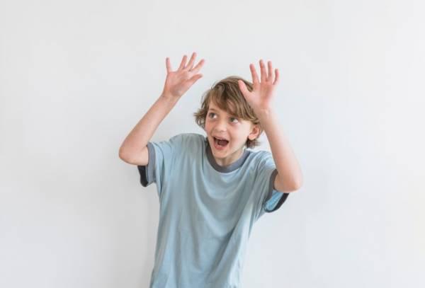 ترس کودکان در سنین مختلف
