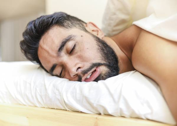 تنفس دهانی در خواب