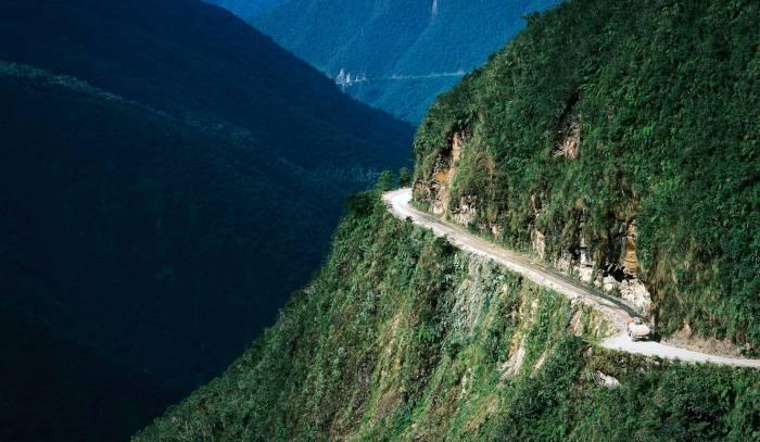 جاده مرگ بولیوی