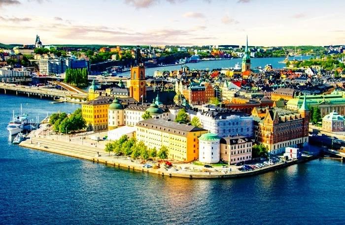 جاذبه های دیدنی و گردشکری سوئد