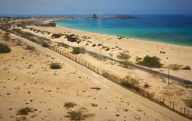 تمام جزایر ایرانی خلیج همیشه فارس