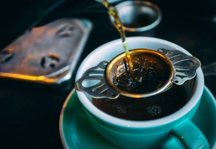 خاصیت چای سیاه