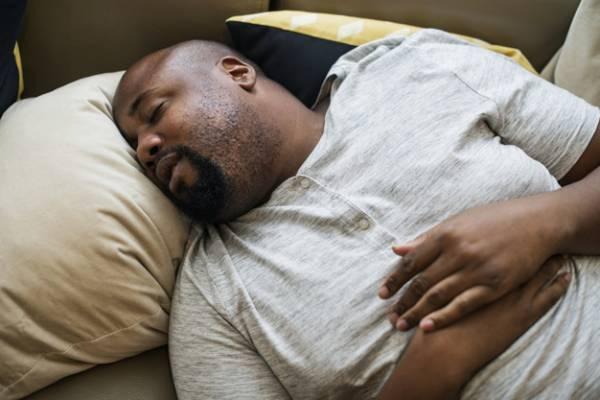 خواب و چاقی