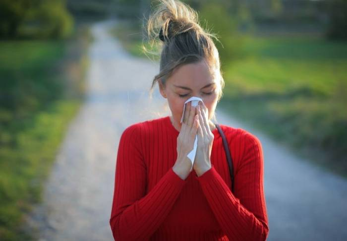 درمان آلرژی فصلی