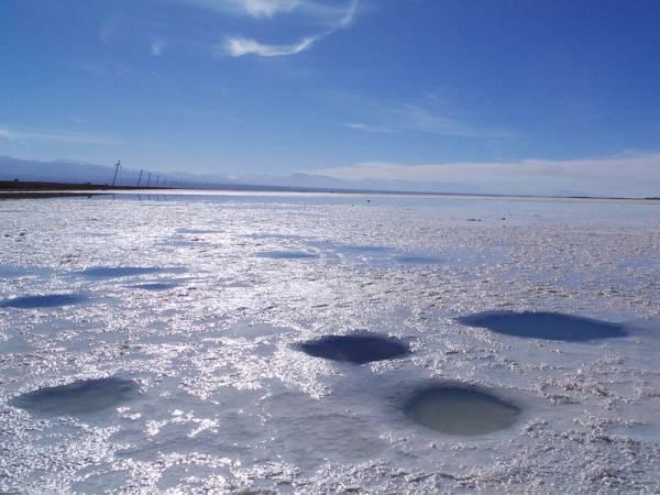 دریاچه چاکا