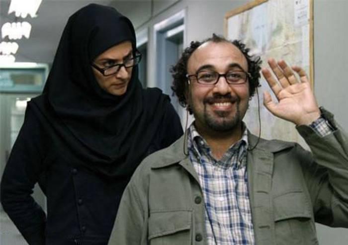 رضا عطاران و ویشکا آسایش
