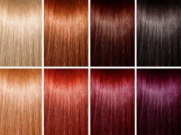 رنگ موی خوب
