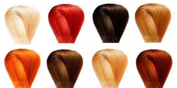 رنگ موی مناسب چهره