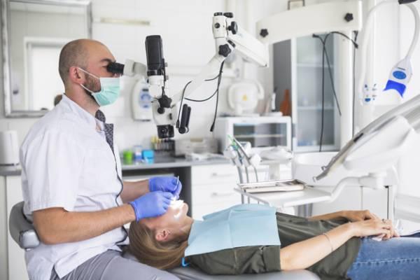 روش های پرکردن دندان