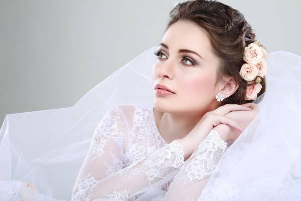 زیبا شدن چهره در شب عروسی