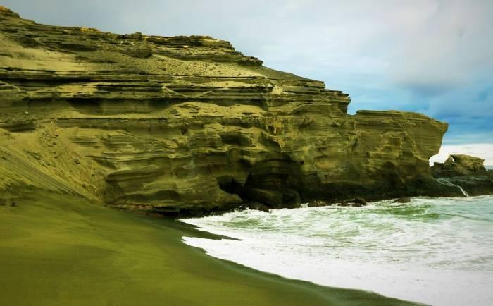 ساحل سبز