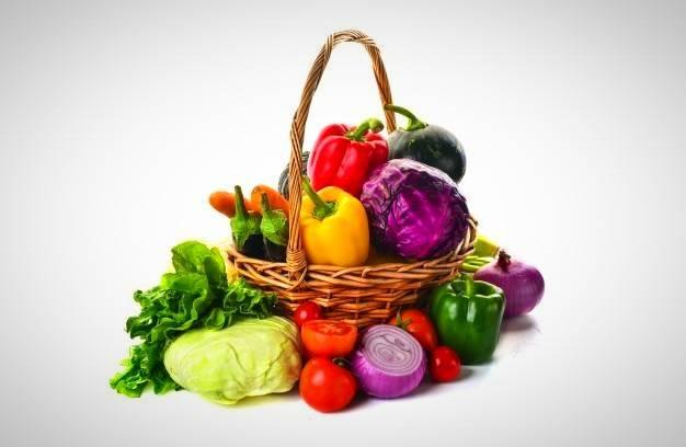 سبزیجات غنی از آنتی اکسیدان