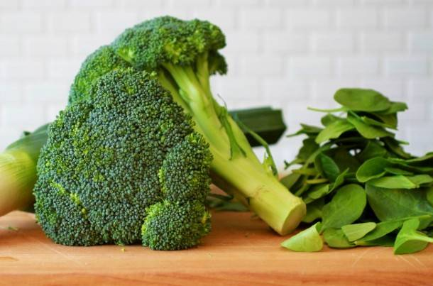 سبزیجات ویتامین B