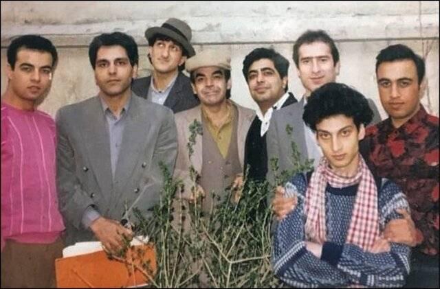 سریال های طنز مهران مدیری