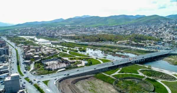 جاهای دیدنی و جاذبه های گرشگری شهرستان زیبای سقز